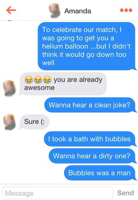 funny pick up lines for guys clean