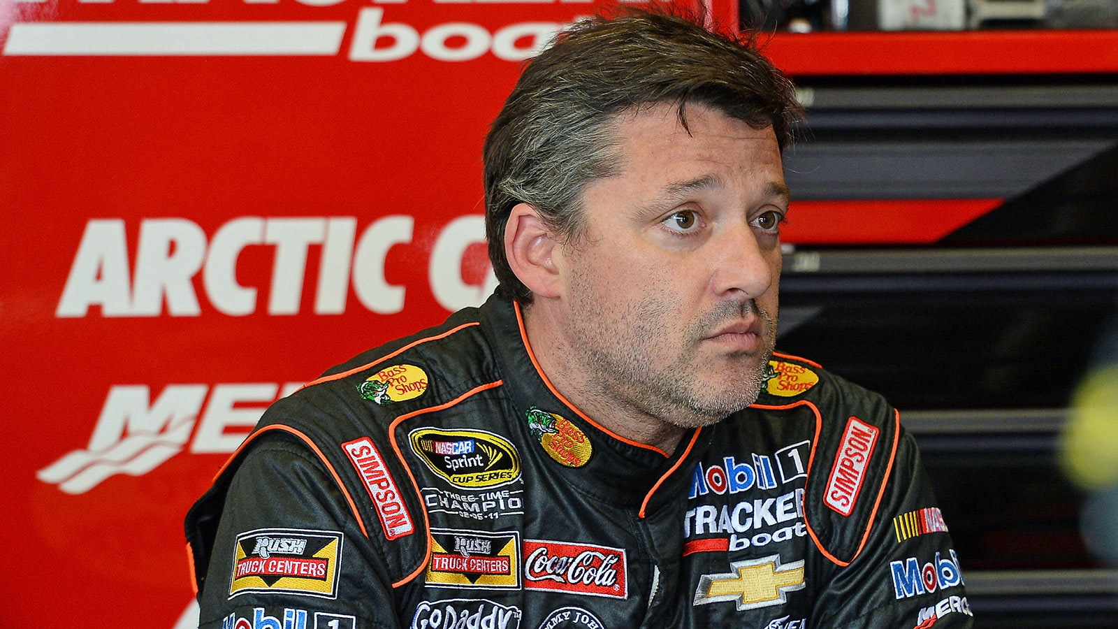 most hated nascar driver 2015