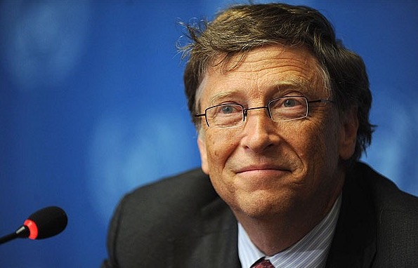 bill gates iq
