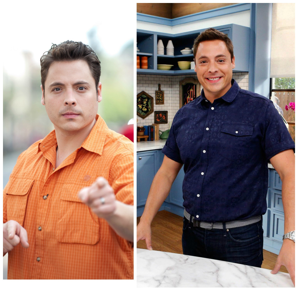 Foodnetwork Com The Kitchen: Food Network Stars: Then And Now